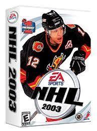 NHL 2003 PC Box
