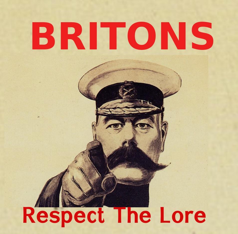 RespectTheLore