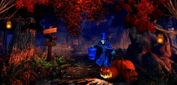 Hatbox Halloween
